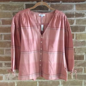 Ladies Madewell top